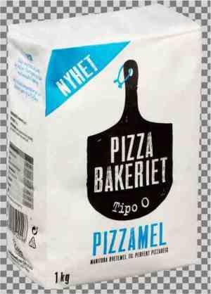 Prøv også Pizzabakeriet pizzamel manitoba tipo 0.