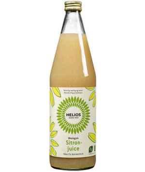 Prøv også Helios sitronjuice.