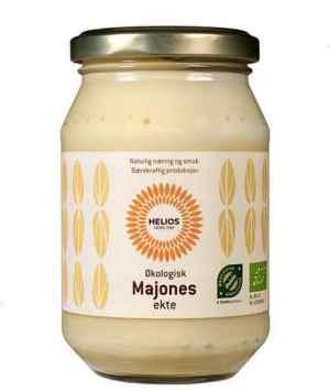 Prøv også Helios ekte majones.