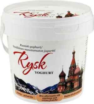 Prøv også Lindahls Russisk Yoghurt.