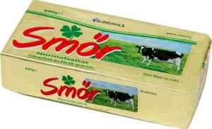 Prøv også Lindahls smør.