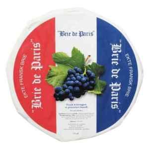 Prøv også Brie de Paris.