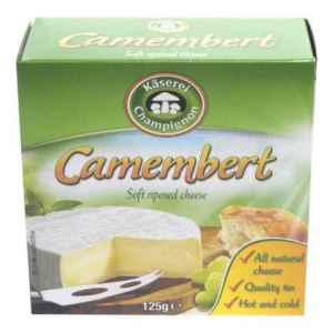 Prøv også Champignon camembert hermetisk.