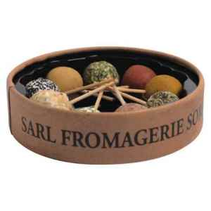 Prøv også Brochettes micro bouchées.