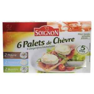 Prøv også Chèvre Chaud mix.