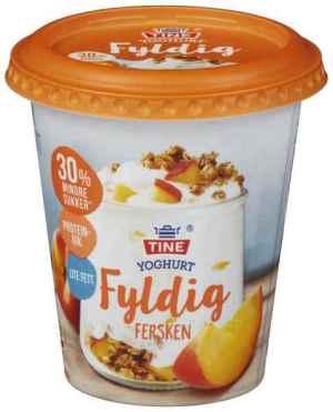 Prøv også TINE Yoghurt fyldig fersken.