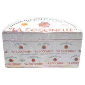 Prøv også Roquefort la coccinelle AOP.