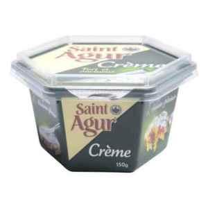 Prøv også Saint Agur creme.