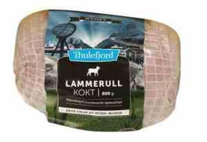 Prøv også Thulefjord Kjøttrull Av Lam.