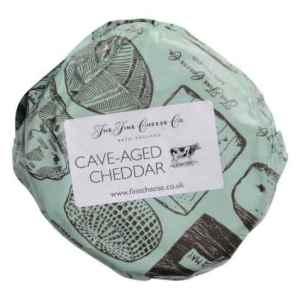 Prøv også Cave aged cheddar.