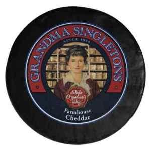 Prøv også Cheddar engelsk black wax.