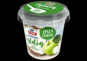 Prøv også TINE Yoghurt Fyldig Eple & Guava.