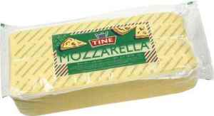 Prøv også Tine Mozzarella 16 prosent.