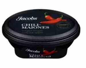 Prøv også Jacobs Chilimajones.