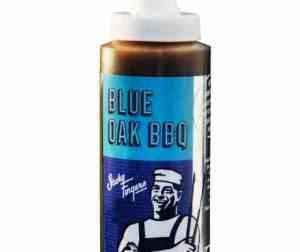 Prøv også Sticky Fingers BBQ saus Blue Oak.