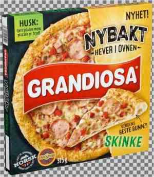 Prøv også Grandiosa Nybakt med Skinke.