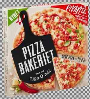 Prøv også Pizzabakeriet pikante.