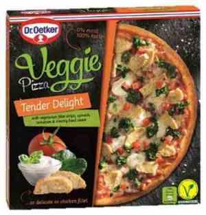 Prøv også DrOetker Veggie Tender Delight.