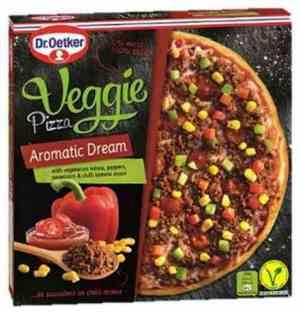 Prøv også DrOetker Veggie Aromatic Dream.