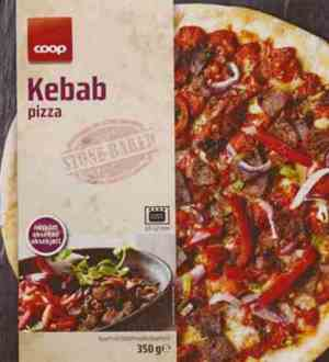 Prøv også Coop kebab pizza.