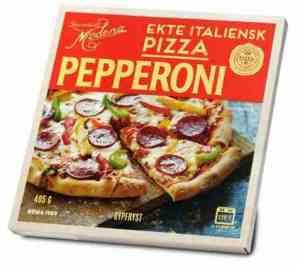Prøv også Rema 1000 Pizza pepperoni.
