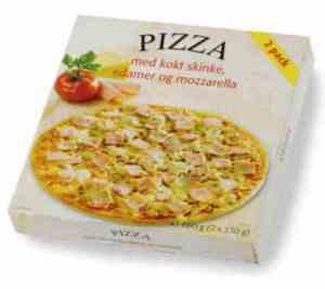 Prøv også Rema 1000 Pizza skinke.