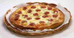 Prøv også Isbilen pepperoni pizza.