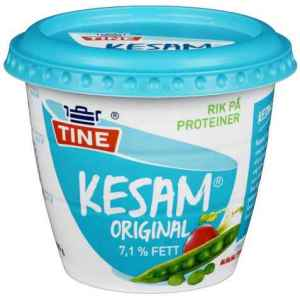Prøv også Tine Kesam Original.