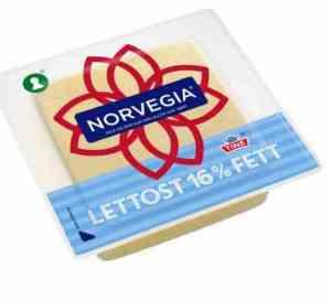 Prøv også Tine Norvegia lettere.