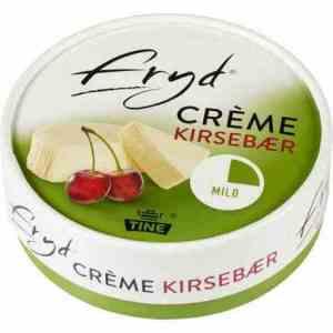 Prøv også Tine Fryd Crème Kirsebær.
