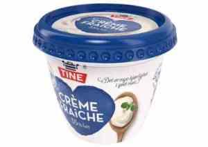 Prøv også TINE Crème Fraîche Original.