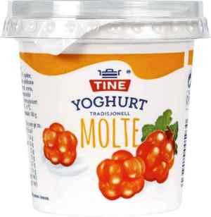 Prøv også TINE Yoghurt Molte.