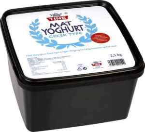 Prøv også TINE Matyoghurt naturell.
