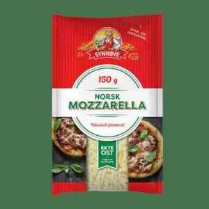 Prøv også Synnøve Revet Mozzarella.
