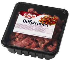 Prøv også Gilde Biffstrimler.