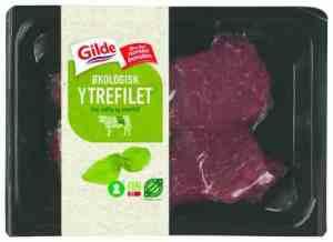 Prøv også Gilde økologisk Ytrefilet.