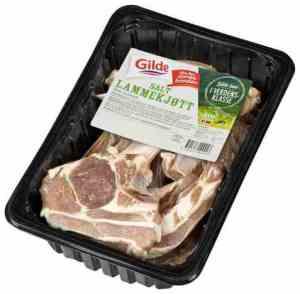 Prøv også Gilde Salt lammekjøtt i skiver.