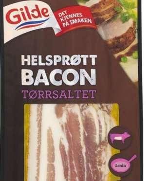 Prøv også Gilde Helsprøtt bacon.