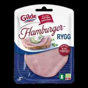 Prøv også Gilde Hamburgerrygg.
