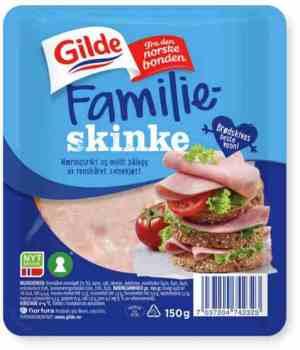 Les mer om Gilde Familieskinke hos oss.