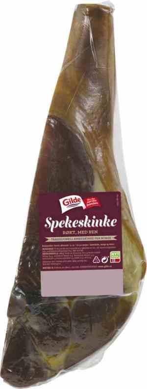 Prøv også Gilde spekeskinke hel Røkt.