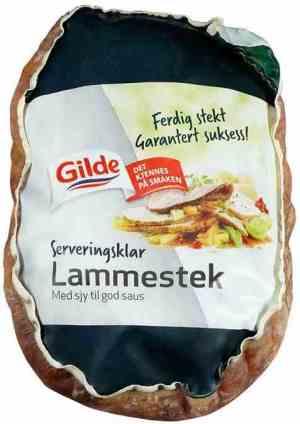 Prøv også Gilde Lammestek med sjy.