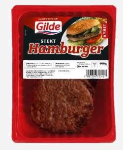 Prøv også Gilde Hamburger stekt.