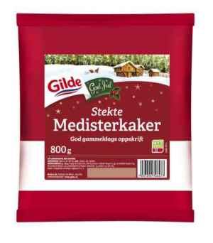 Prøv også Gilde Medisterkaker.
