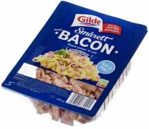 Prøv også Gilde Smårettbacon.