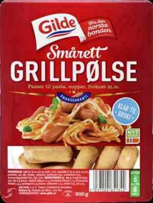 Prøv også Gilde Smårettpølser.