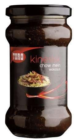 Les mer om Toro kinesisk chow mein woksaus hos oss.
