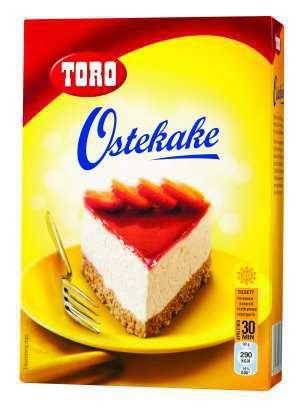 Prøv også Toro ostekake.
