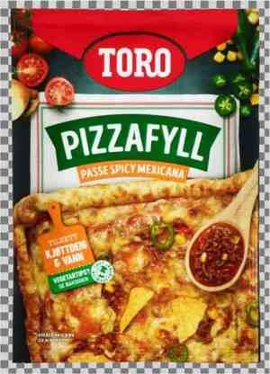 Prøv også Toro pizzafyll mexicana.