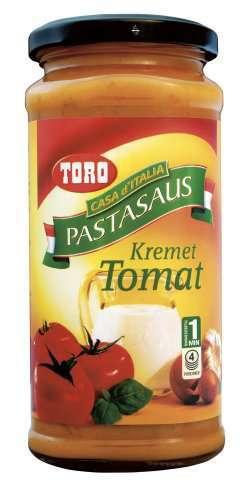Prøv også Toro pastasaus kremet tomat.